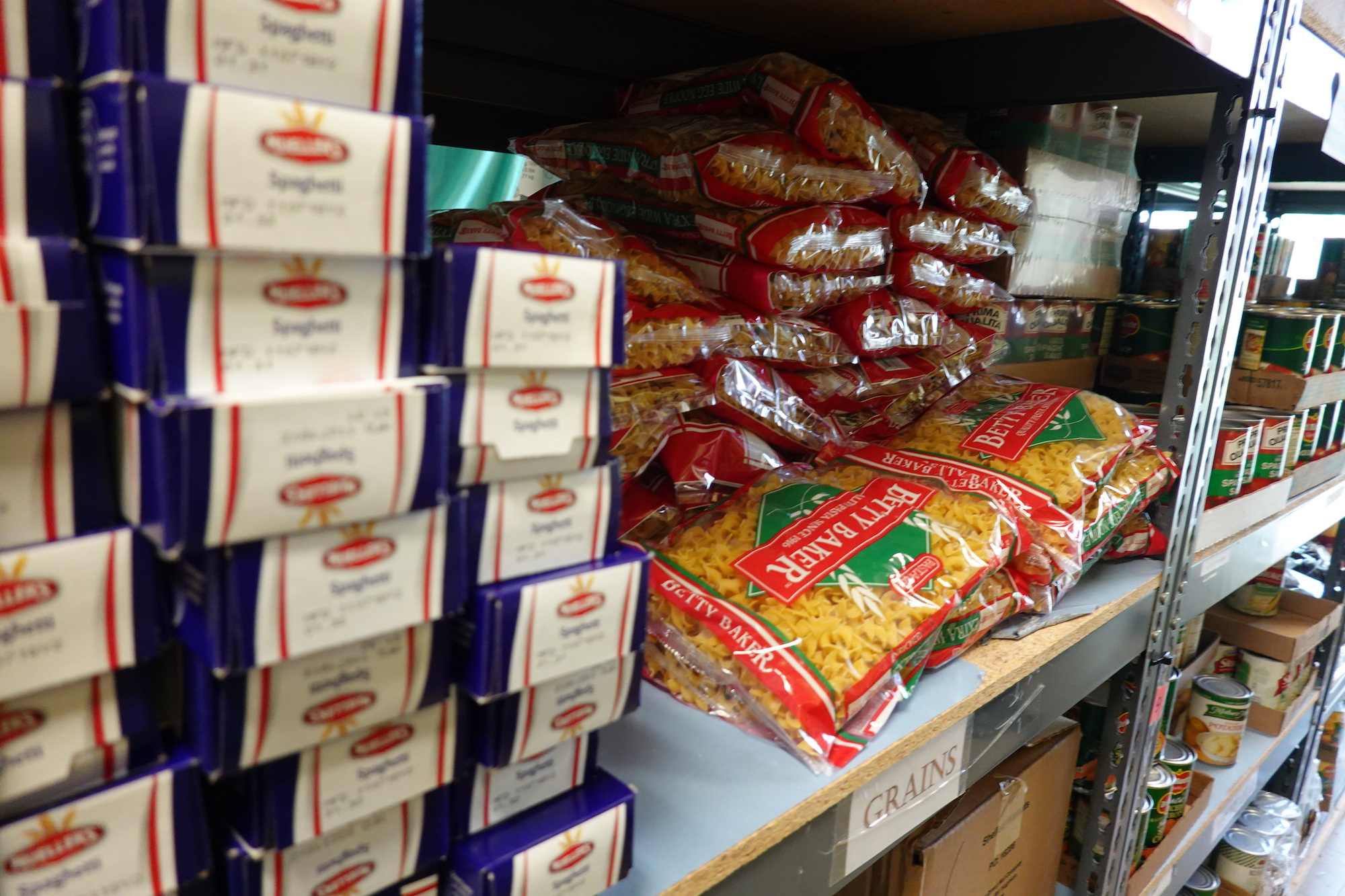 What can the Food Pantry do for you?